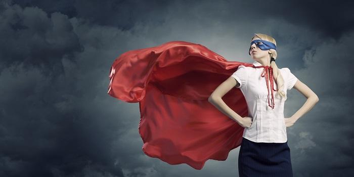 Süper Kahraman Rolü Üstlenmek!