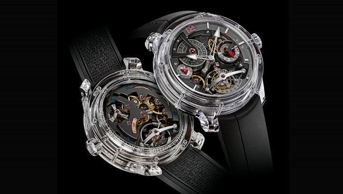 Transparan Tasarımıyla Yılın En İyi Saati