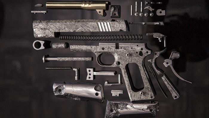 Türünün Tek Örneği Big Bang Pistol Set Nasıl Tasarlandı?