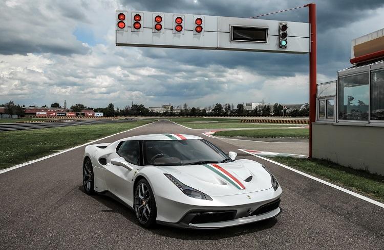 """Türünün Tek Örneği Bir Ferrari Modeli: """"458 MM Speciale"""""""