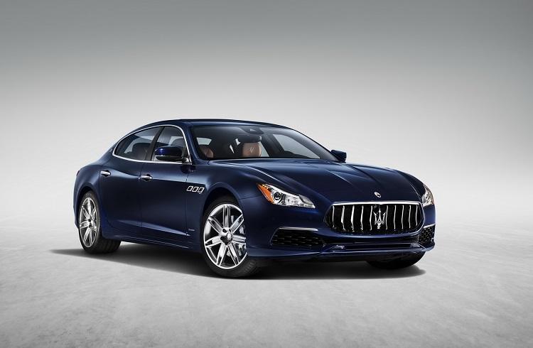 Yürek Yakan Tasarımıyla 2017 Maserati Quattroporte