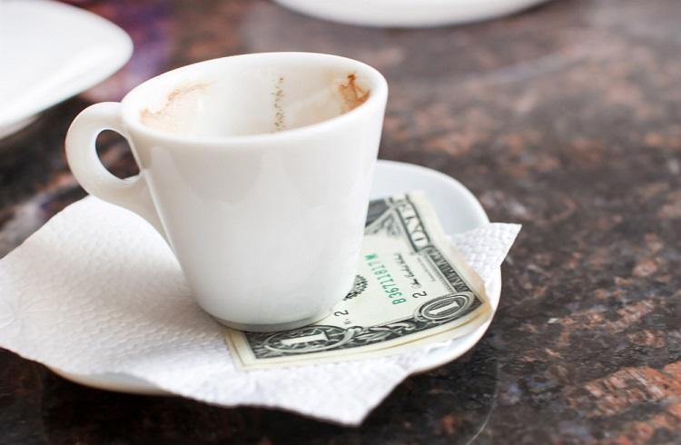 1 Yıllık Çay – Kahve Parasını Biriktirerek Yapabileceklerinizi Düşündünüz mü?