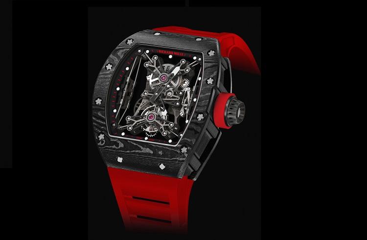 Akıl Almaz Bir Saatçilik Eseri: Richard Mille RM 50-27-01 Suspended Tourbillon