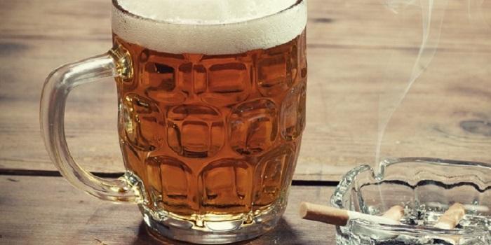 Alkol ve Tütün Ürünleri!