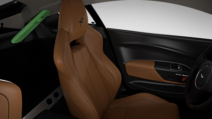 Aston Martin V12 Vantage S Spitfire 80 Modelinin Değeri