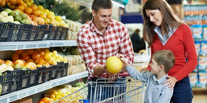 Birkaç Parça Şey Almak için Süpermarkete Girmek! (Özellikle de Çocuklarla)