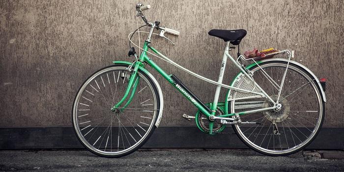 Bisiklet!