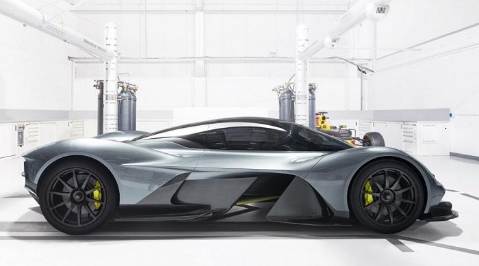 Bugüne Kadar Üretilen En Güçlü Aston Martin Modeli