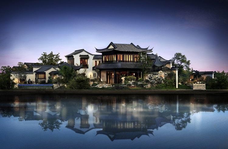 """Çin Halk Cumhuriyeti'nin Satışa Çıkarılan En Pahalı Evi: """"Taohuayuan"""""""