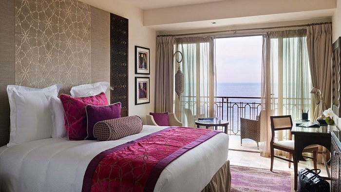 Doğu Akdeniz Tarzıyla İnşa Edilmiş Eşsiz Bir Otel