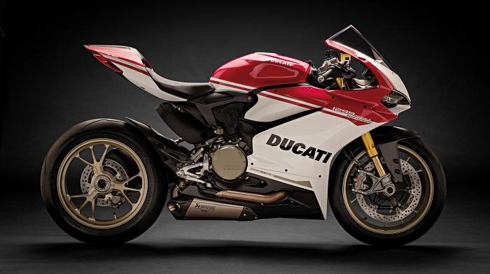 Ducati'nin 90 Yıllık Tarihini Onurlandıran Bir Motosiklet