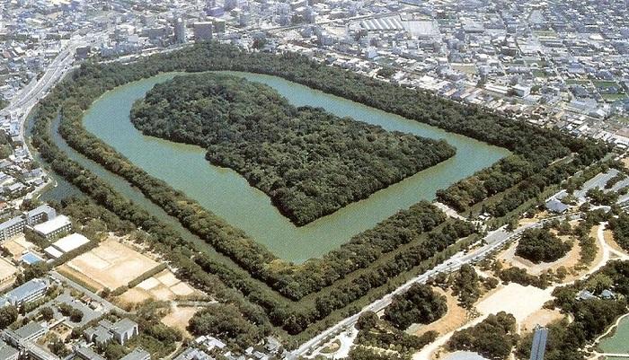 Nintoku'nun Mezarı