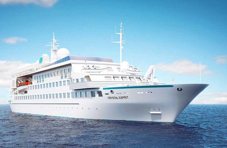 Dünyanın En Lüks Seyahat Yatı Yeniden Yelken Açıyor!