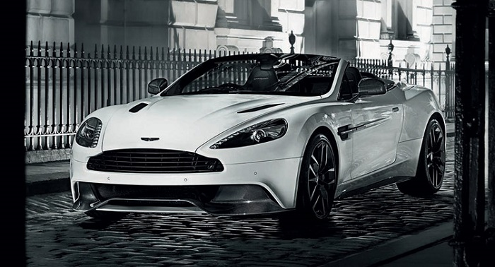 2016 Aston Martin Vanquish Volante Carbon Edition