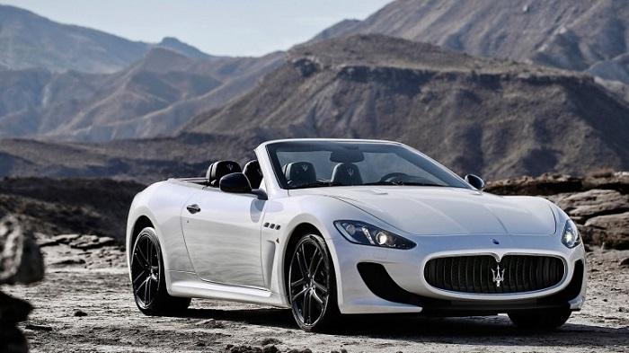 2016 Maserati GranTourismo Convertible