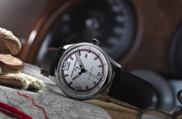 """Klasik Spor Arabaların Anısına Frederique Constant'tan Saat Koleksiyonu: """"Vintage Rally"""""""