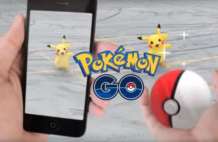 Pokemon Go'nun Büyük Başarısı
