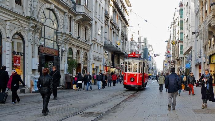 İstiklal Caddesi - Beyoğlu