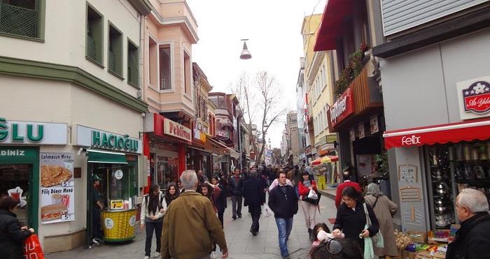 Mühürdar Caddesi - Kadıköy