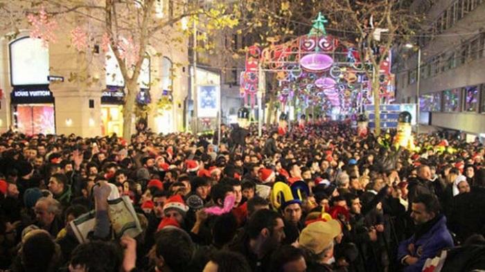 Nispetiye Caddesi - Beşiktaş
