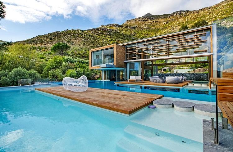 Ultra Lüks Spa House ile Güney Afrika'nın Eşsiz Doğasına Kucak Açın!