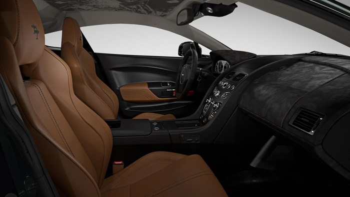Yaklaşık 600 Beygirli Aston Martin V12 Vantage S Spitfire 80