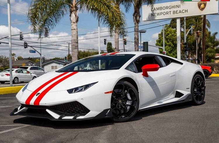 Yeni Aerodinamikleriyle Hayranlık Uyandıran Lamborghini Huracan LP 610-4 Versiyonu!