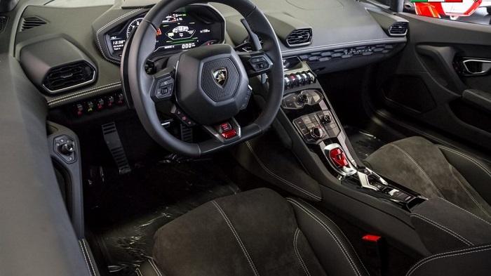 Yeni Lamborghini Huracan LP610-4 Versiyonunun Fiyatı
