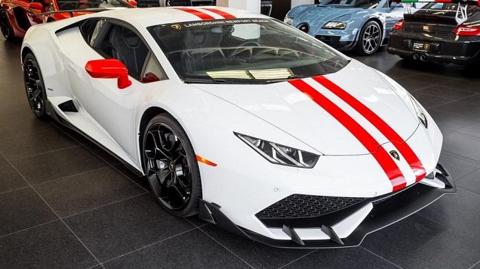 Yepyeni Görünümüyle Yürek Yakan Lamborghini Modeli