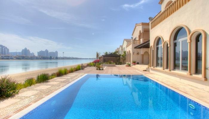 Ocean View Palm Jumeirah Villa