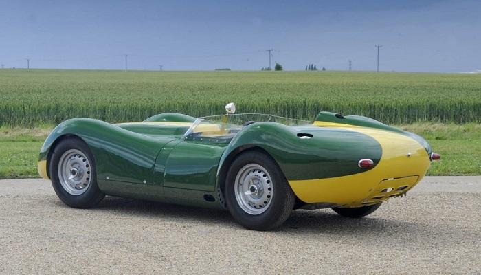 1 Milyon Pound Değerinde Bir Lister Cars Jaguar