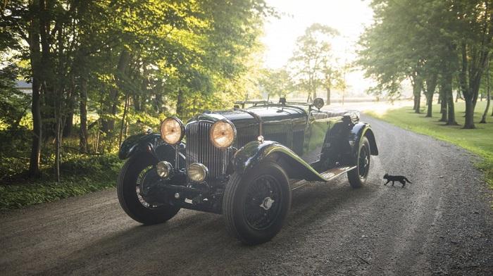 1932 Bentley 8-Litre Tourer