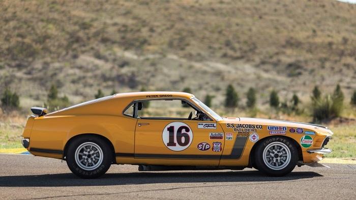 1970 Ford Mustang Boss 302 Kar Kraft