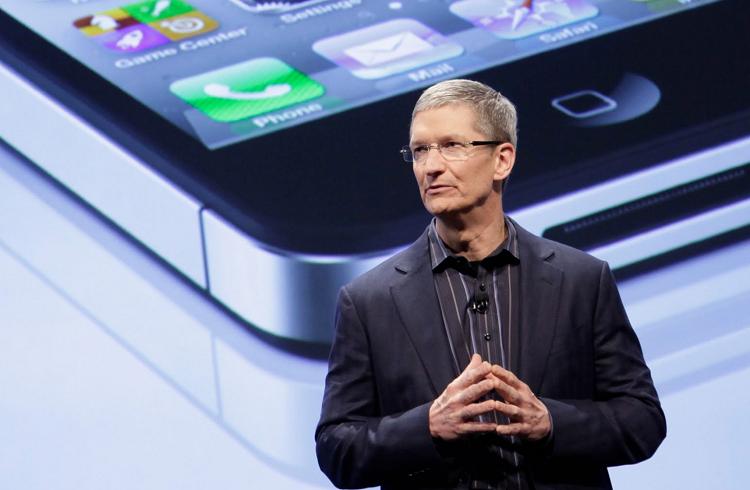 Apple CEO'su Tim Cook, Vergi Cezasıyla İlgili Konuştu