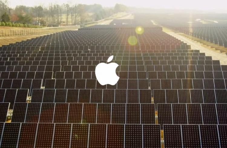 Apple Enerji Sektörüne Adım Atıyor
