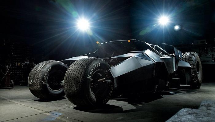 Batman Tumbler 2013 Gumball 3000
