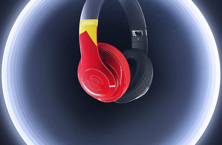 2016 Rio Yaz Olimpiyatları için Etkileyici Bir Beats Kablosuz Kulaklık