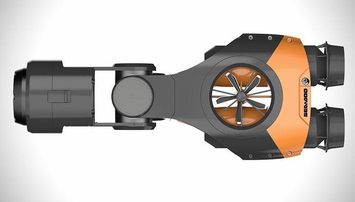 Beklentilerin Ötesinde Eşsiz Bir Sualtı Drone Modeli