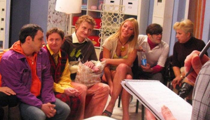 Belarus Yapımı 'The Big Bang Theory'