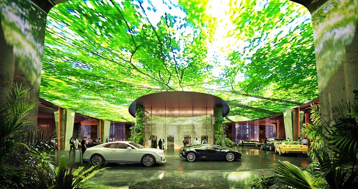 Benzersiz Tesisleriyle Olağanüstü Bir Dubai Oteli
