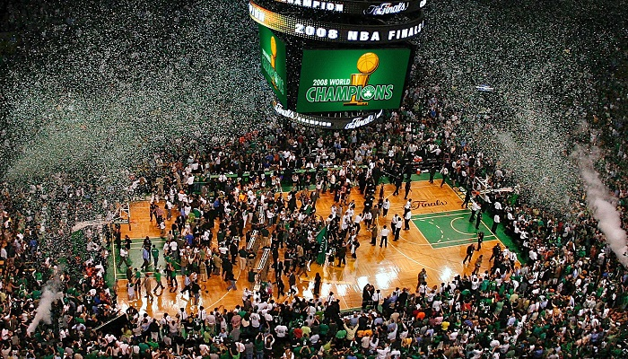 Boston Celtics - 2.1 Milyar Dolar