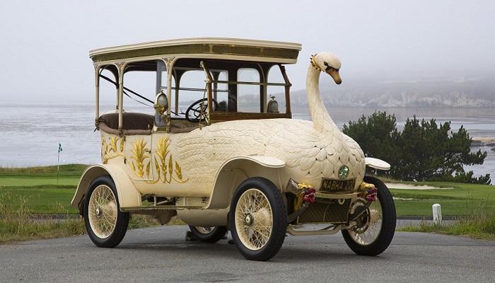 BrookSwan Car - Kuğu Aracı