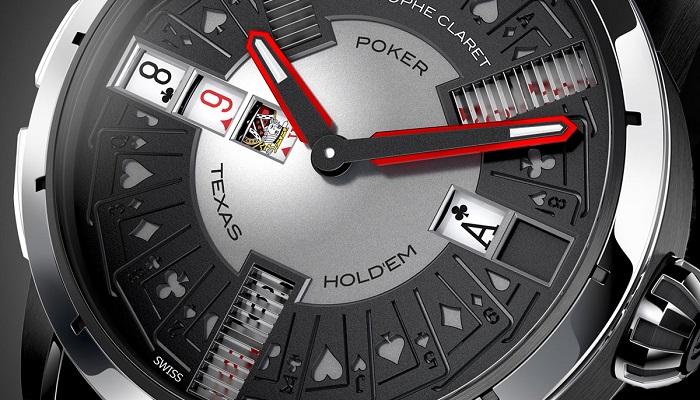 Christophe Claret Poker Saatinin Fiyatı