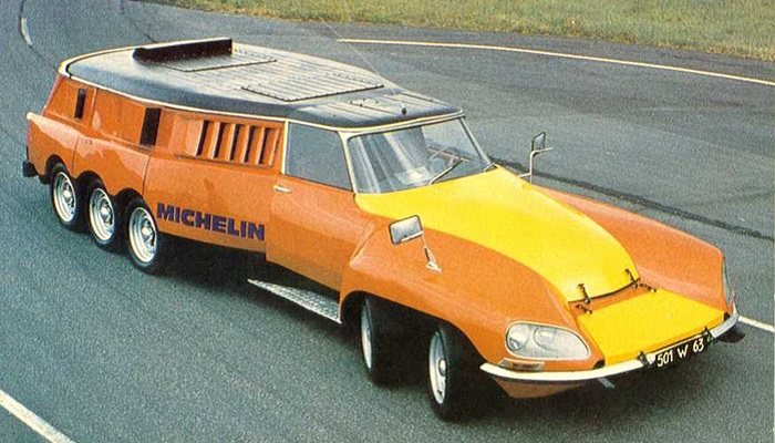 Citroen/Michelin PLR