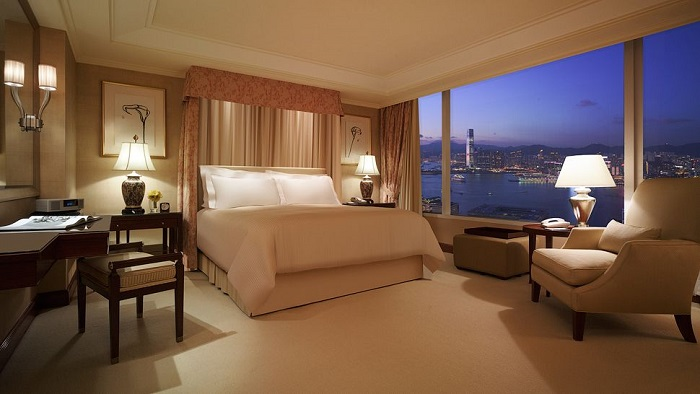 Conrad Hong Kong Oteli ve Büyüleyici Konaklama İmkanları