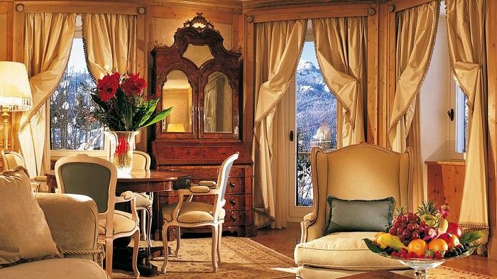 Cristallo Hotel'in Seçkin Konaklama İmkanları