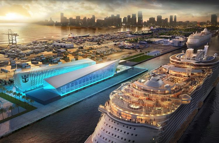 Dünyanın En Büyüleyici Cruise Terminali Miami Sahillerinde Hayat Bulacak!