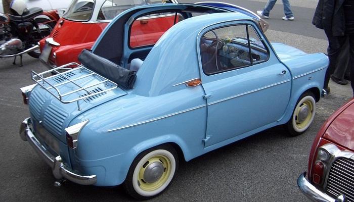 Piaggo Vespa 400