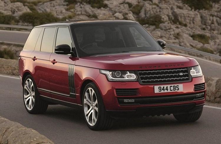 """Bugüne Kadar Üretilmiş En Güçlü Range Rover: """"SV Autobiography Dynamic"""""""