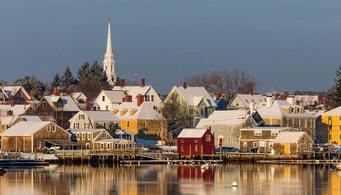 New Hampshire, ABD